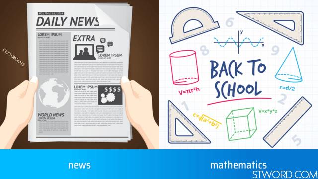 news, mathematics