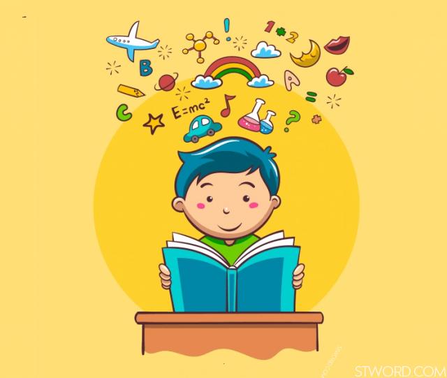 Learning can be fun.